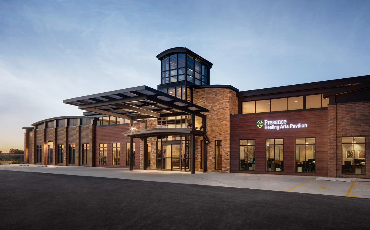 Senior Healing Arts Pavilion